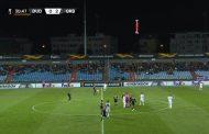 Vídeo: Suspensión y lío tremendo en el Qarabag por un dron con la bandera de Armenia