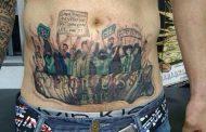 Lo mejor de Twitter: Un tatuaje espantoso y si Ramos falla un penalti se repite y punto