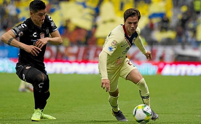 Desde México informan de oferta del Sevilla por Sebastián Córdova