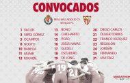La lista de Lopetegui para Valladolid