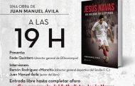 'Jesús Navas, un duende de leyenda': el libro del hombre récord del Sevilla