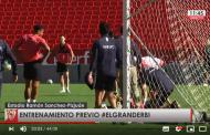 Vídeo: Así fue la jugada que provocó la lesión de Vaclik