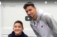 Vídeo: La sonrisa y fuerza de David que seguro te emocionará