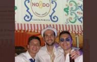 Foto: La imagen de la boda de Mudo Vázquez que se ha hecho viral, vía @elpaquito_2
