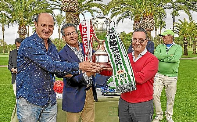 El Sevilla FC se lleva la 'The Cup Sevilla-Betis'