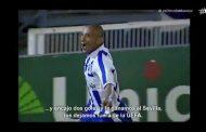 Vídeo: Cuando Darío Silva llegó de juerga a las 7 de la mañana y le hizo un doblete al Sevilla