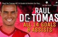 Vídeo-Fichaje: Los goles que hicieron pagar al Benfica 20 millones por Raúl de Tomás
