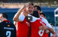 Vídeo: Resumen Escobedo 0-5 Sevilla FC