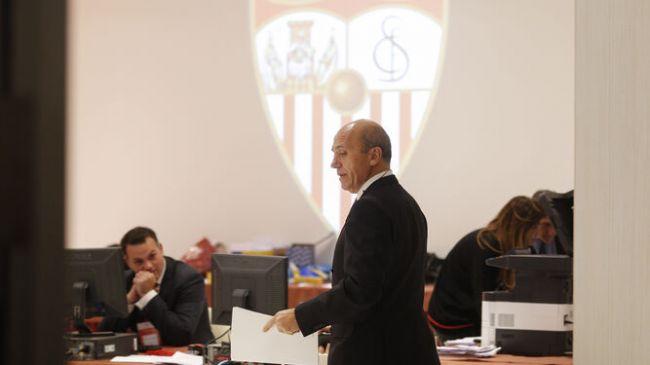 Del Nido demanda al Sevilla