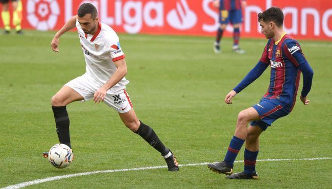 El Sevilla pone precio a Jordán