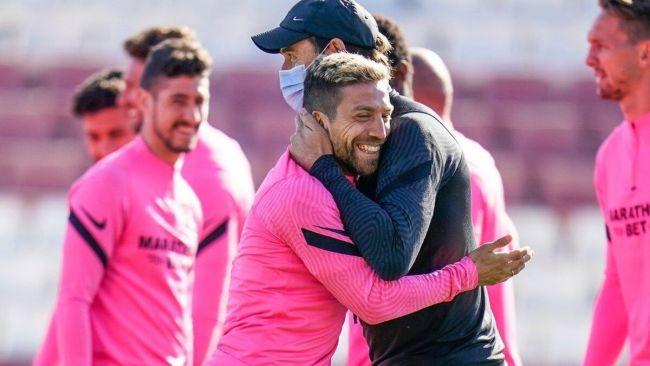 El jugador del Sevilla que más le ha sorprendido al Papu Gómez