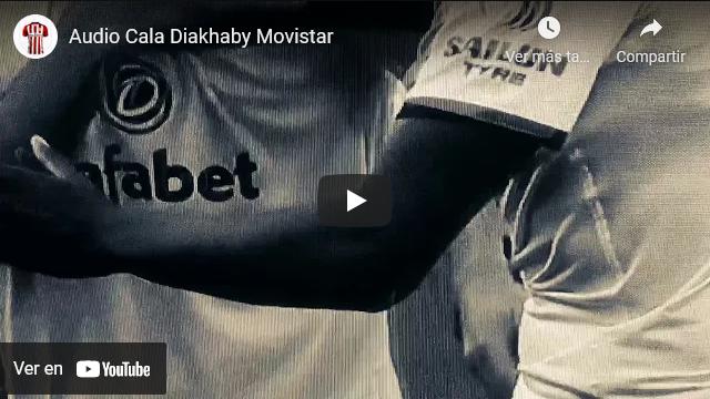 Vídeo: El audio completo del incidente Cala - Diakhaby