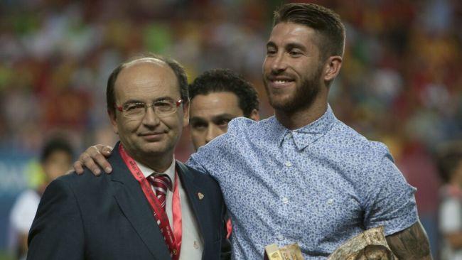 Castro defiende a la afición de Sevilla y explica el caso Ramos