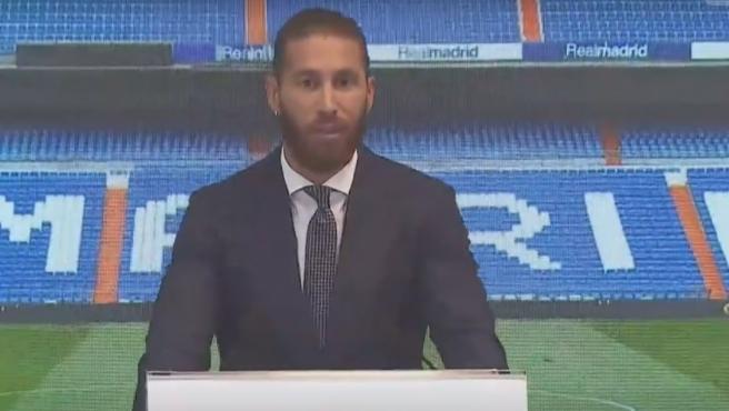 Foto-Guasa: Sergio Ramos encuentra equipo
