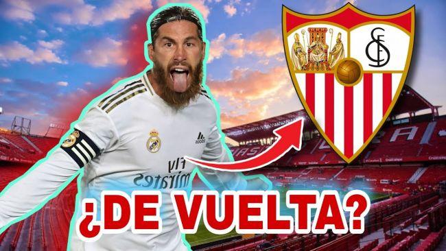 El contrato de Sergio Ramos con el Sevilla FC