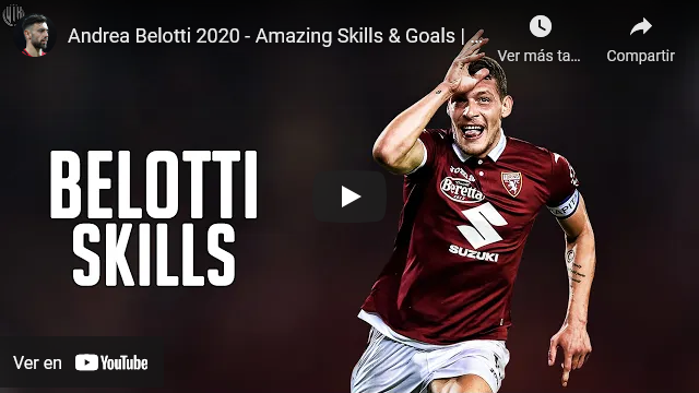 Acuerdo TOTAL con Belotti (Incluye Vídeo)