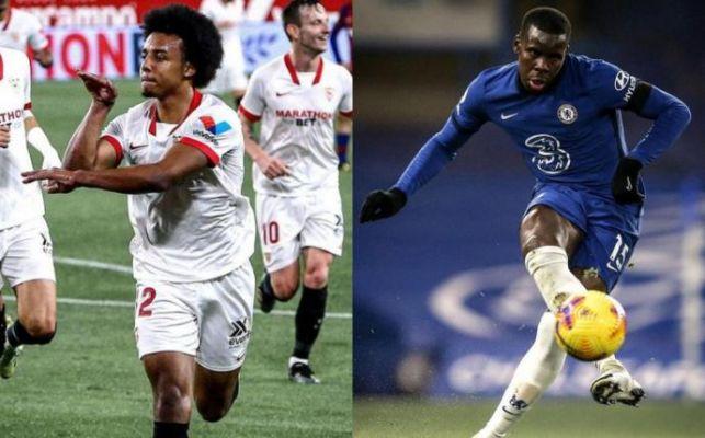 Las dos vías del Chelsea por Koundé