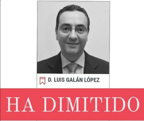 Luis Galán da el siguiente paso